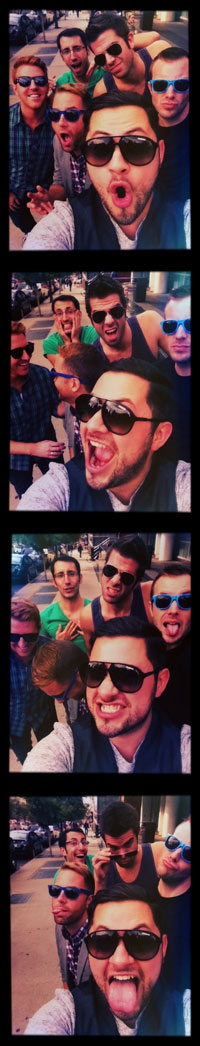 Incredibooth Sample